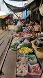 Αγορά σιδηροδρόμων στοκ εικόνα