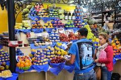 Αγορά στη Βραζιλία στοκ εικόνες