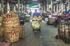 Αγορά στη Μπανγκόκ, Ταϊλάνδη Στοκ Εικόνα