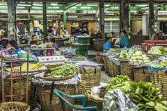 Αγορά στη Μπανγκόκ, Ταϊλάνδη Στοκ Εικόνες