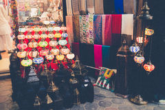 Αγορά στο Ντουμπάι στοκ φωτογραφία