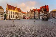 Αγορά τετραγωνική Βρέμη Γερμανία στοκ φωτογραφία