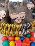 Αγορά τεχνών χεριών Στοκ Εικόνα