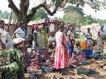 αγορά της Ρουάντα Στοκ εικόνες με δικαίωμα ελεύθερης χρήσης