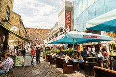 Αγορά του Κάμντεν, Λονδίνο Στοκ Εικόνα