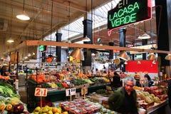 Αγορά του Λος Άντζελες Στοκ Φωτογραφία