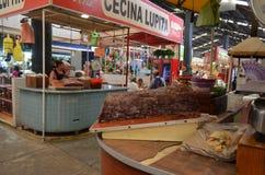 Αγορά του Μεξικού Στοκ Εικόνα