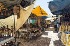 Αγορά του Τρινιδάδ Στοκ εικόνα με δικαίωμα ελεύθερης χρήσης