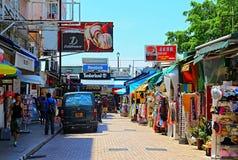 Αγορά του Stanley, Χογκ Κογκ Στοκ φωτογραφίες με δικαίωμα ελεύθερης χρήσης