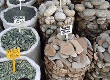 Αγορά των πετρών Στοκ εικόνα με δικαίωμα ελεύθερης χρήσης