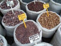 Αγορά των πετρών Στοκ Εικόνα