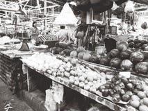 αγορά φρούτων της Ταϊλάνδης στοκ φωτογραφίες με δικαίωμα ελεύθερης χρήσης