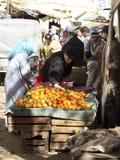 Αγορά φρούτων Στοκ Εικόνα