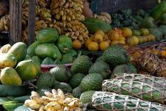 Αγορά φρούτων Στοκ φωτογραφία με δικαίωμα ελεύθερης χρήσης