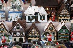 Αγορά Χριστουγέννων στοκ φωτογραφία