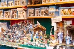 Αγορά Χριστουγέννων Στοκ Εικόνες