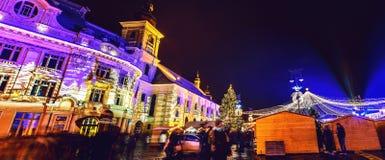 Αγορά Χριστουγέννων στοκ φωτογραφίες