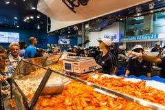 Αγορά ψαριών του Σίδνεϊ Στοκ φωτογραφία με δικαίωμα ελεύθερης χρήσης