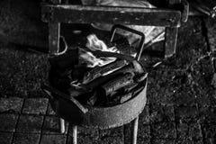 Αγορά ψαριών Angelmo, Χιλή Στοκ Φωτογραφίες