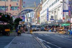 Αγορά ψαριών Jagalchi, Busan Στοκ εικόνες με δικαίωμα ελεύθερης χρήσης