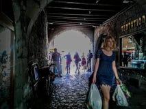 αγορά Στοκ Φωτογραφία
