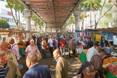 Αγορά Barbes Στοκ φωτογραφίες με δικαίωμα ελεύθερης χρήσης