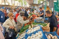 Αγορά Barbes Στοκ εικόνα με δικαίωμα ελεύθερης χρήσης