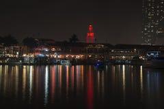 Αγορά Bayside Στοκ φωτογραφία με δικαίωμα ελεύθερης χρήσης