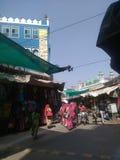 Αγορά calture Rajasthani στοκ εικόνα με δικαίωμα ελεύθερης χρήσης