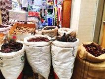 Αγορά Chiles στοκ εικόνες με δικαίωμα ελεύθερης χρήσης