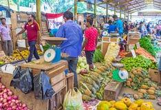 Αγορά Fose επίσκεψης σε Colombo στοκ φωτογραφία