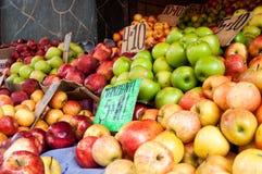 Αγορά Fuit στο Λα Παζ, Βολιβία Στοκ Φωτογραφίες