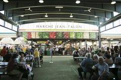Αγορά Jean-νυχιών στο Μόντρεαλ Στοκ εικόνα με δικαίωμα ελεύθερης χρήσης