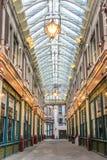 Αγορά Leadenhall, Λονδίνο, UK Στοκ φωτογραφία με δικαίωμα ελεύθερης χρήσης