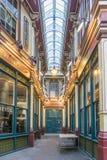 Αγορά Leadenhall, Λονδίνο, UK Στοκ Φωτογραφία