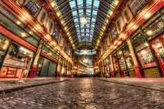 Αγορά Leadenhall Στοκ Φωτογραφίες