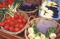 αγορά montparnasse Παρίσι της Γαλλίας τροφίμων Στοκ φωτογραφία με δικαίωμα ελεύθερης χρήσης