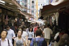 Αγορά Namdaemun Στοκ φωτογραφία με δικαίωμα ελεύθερης χρήσης