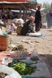Αγορά Samkar Στοκ Εικόνες