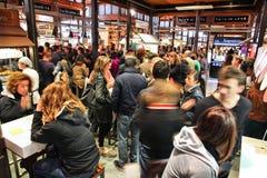 Αγορά SAN Miguel Στοκ φωτογραφία με δικαίωμα ελεύθερης χρήσης