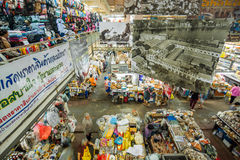 αγορά waroros Στοκ φωτογραφία με δικαίωμα ελεύθερης χρήσης