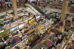 Αγορά Warorot σε Chiang Mai, Ταϊλάνδη Στοκ εικόνες με δικαίωμα ελεύθερης χρήσης
