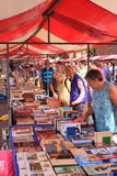 αγορές αγοράς βιβλίων Στοκ εικόνες με δικαίωμα ελεύθερης χρήσης