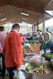 αγορές ατόμων Στοκ Φωτογραφία