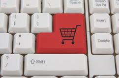 αγορές Διαδικτύου Στοκ εικόνες με δικαίωμα ελεύθερης χρήσης