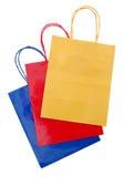 αγορές δώρων τσαντών Στοκ φωτογραφία με δικαίωμα ελεύθερης χρήσης