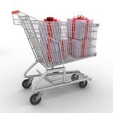 αγορές κάρρων απεικόνιση αποθεμάτων
