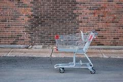 αγορές κάρρων Στοκ Εικόνες