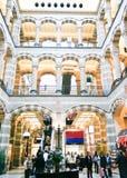 αγορές λεωφόρων του Άμστ&eps Στοκ εικόνες με δικαίωμα ελεύθερης χρήσης
