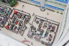 αγορές λεωφόρων Στοκ Εικόνες
